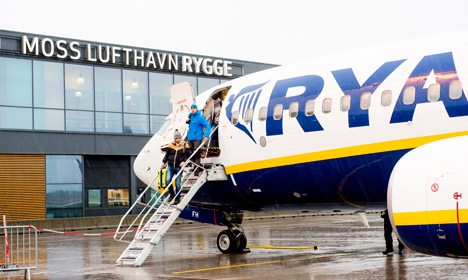 Ryanair departure will doom Norway airport