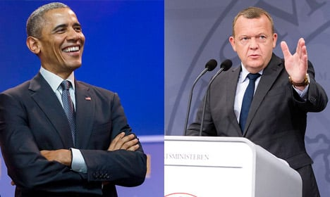 Tough gig: Danish PM to try to match Obama's mic skills
