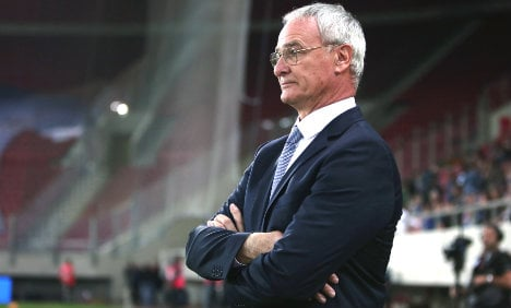Ranieri focuses on Foxes but would 'love' Italy job one day