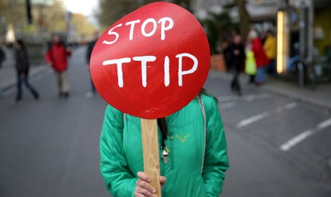More Germans doubtful on EU-US TTIP pact: poll