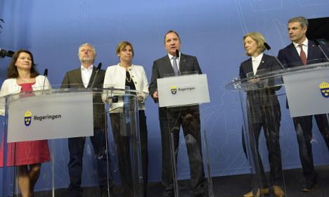 Swedish PM shakes up cabinet in key reshuffle