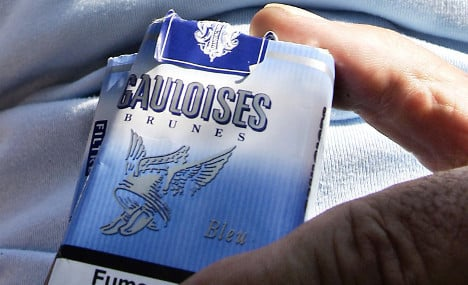 Makers of Gauloises cigs fight France on plain packets