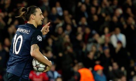 'Legend' Zlatan Ibrahimovic announces he will leave PSG