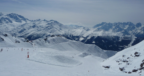 Swiss cantons team up to vie for winter Olympic games
