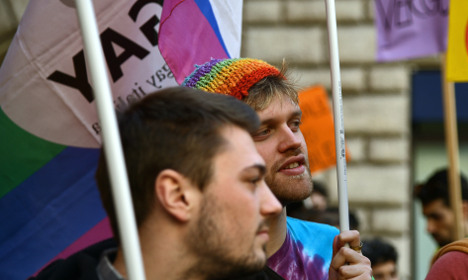 Italy's civil unions bill gets put to a final confidence vote