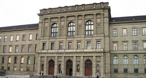 ETH Zurich rides high in key uni reputation poll