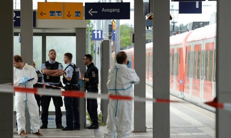 Bloody knife attack shocks sleepy Bavarian town
