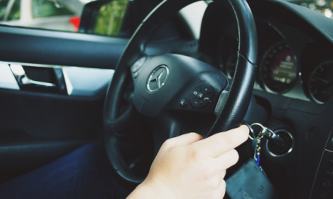 French minicab driver held for 'sexual assaulting' student