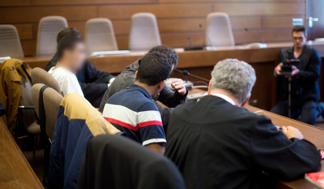 Algerian man cleared of New Year's sex assault in Cologne