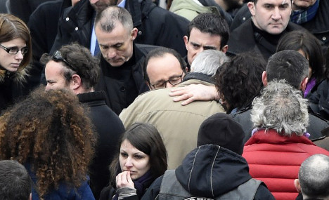 Anger as families sent tax bills for Paris terror attack victims