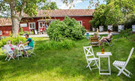 Is this the best cafe in Sweden to grab a fika?