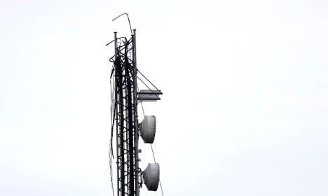 Security stepped up after radio mast sabotage