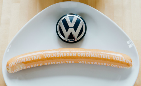 Volkswagen: where Germany's two great passions are united