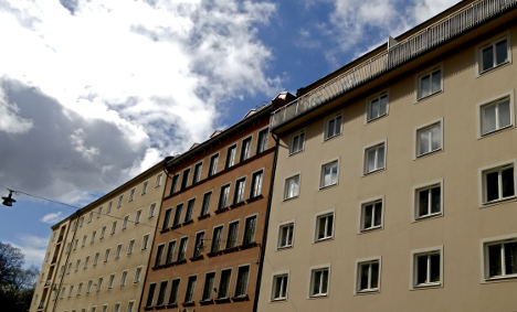 Housing shortage could 'hold back growth' for Sweden
