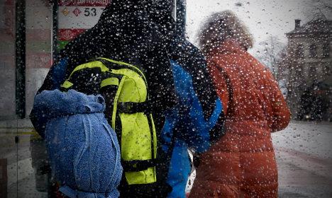 Nooo! Rain and floods set to dampen Swedes' summer joy
