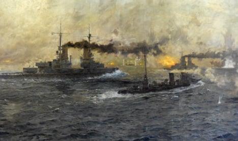 100 years since Germany tried to break UK's grip on the seas