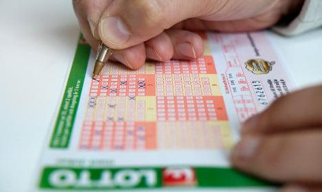 Hunt on for Swedish lottery jackpot winner