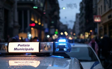 Afghan held over 'terror attack plots in Italy, UK and France'