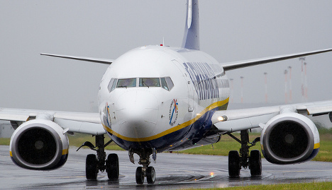 Norway to UK Ryanair flight evacuated over bomb scare
