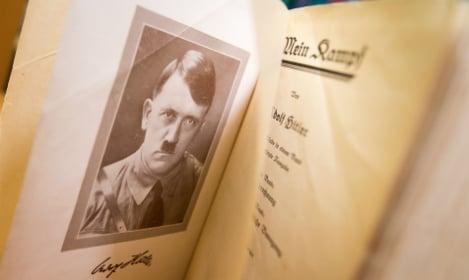 Prosecutors take aim at unedited Hitler book