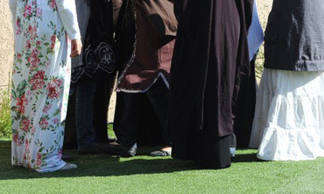 French Muslim sent home from school over long skirt