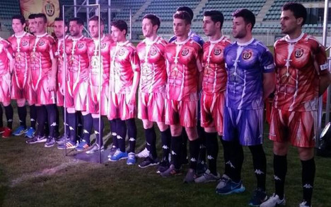 Is this Spanish football kit the strangest ever?