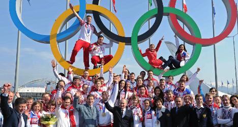 IOC demands probe into Sochi doping allegations