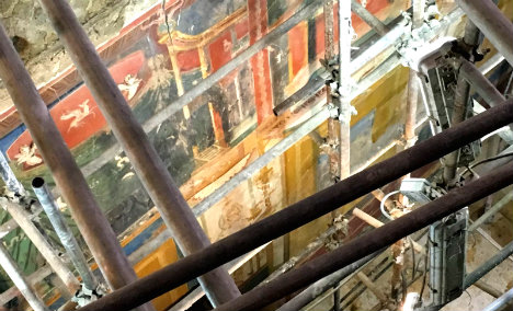 Huge Roman villa found under Amalfi church set to open