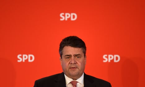 'Talk of party chief change nonsense': Germany's SPD