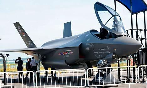 Denmark picks F-35 in historic jet purchase