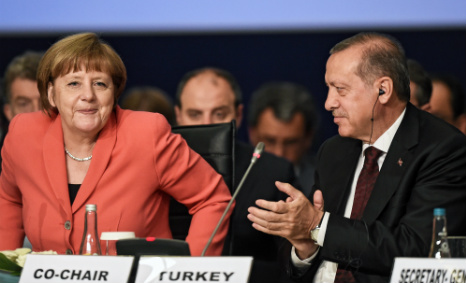 Merkel: Turkey failing to meet EU terms for visa-free travel