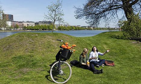 Denmark gets earliest 'summer day' in years