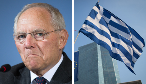 Germany sticks to 'nein' on debt relief for Greece