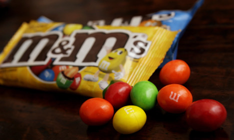 Why Swedes could be starved of M&M's