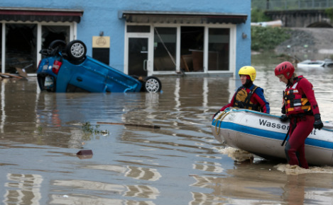 Fifth person confirmed dead in Bavarian flooding