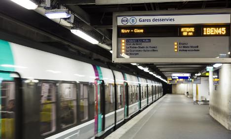 Paris transport strike: Metro spared but RER to be hit