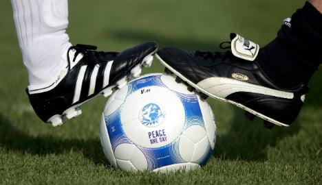 Adidas and Puma: a football strip feud that divides a town