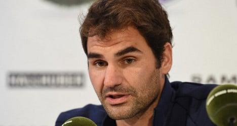 Federer ends British fairytale at Wimbledon