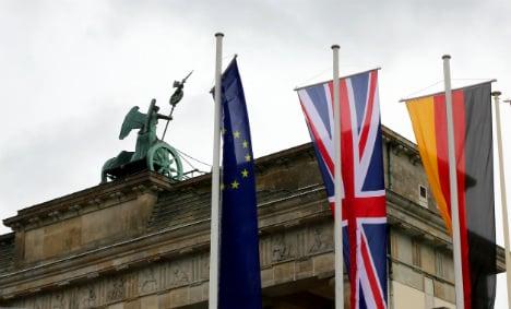 Huge majority of Germans want Britain to stay in EU