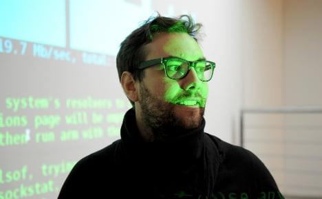 Famed Berlin hacker linked to Wikileaks fends off rape claim