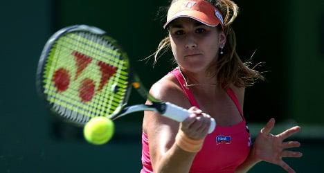 Injury ends Swiss seed Bencic's Wimbledon