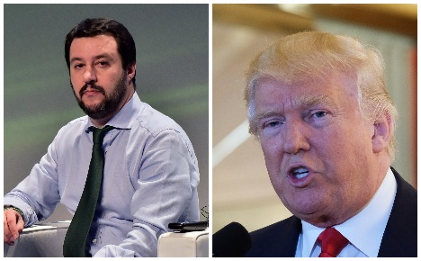 'Salvini who?': Donald Trump snubs Italy's far-right leader