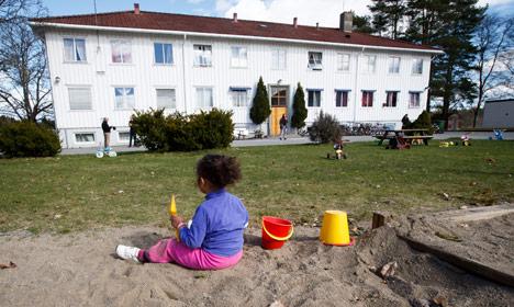 Norway's asylum figures 'down 95 percent'