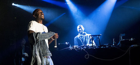 US rapper denies rape charge