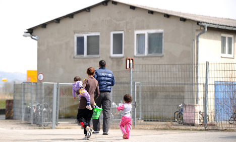 Asylum applications in May up 100 percent on last year