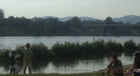 Two drown in Vienna's Neue Donau on Sunday