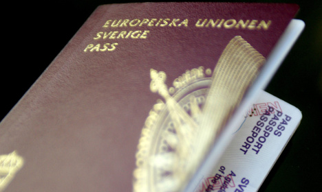 'A Swedish passport means more than a British one now'