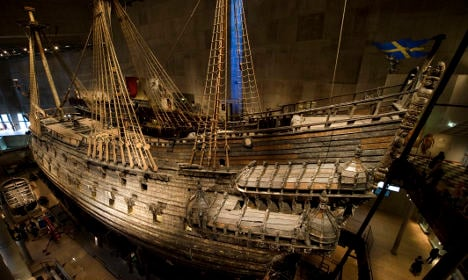Why the Vasa is getting a makeover… and losing weight
