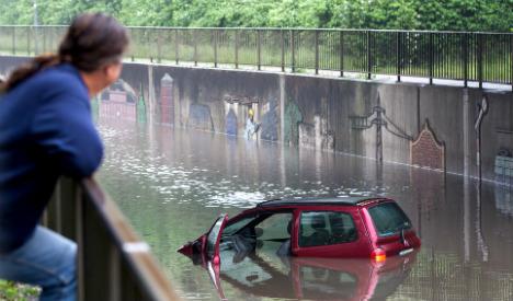 Lower Bavaria district declares flood 'disaster'