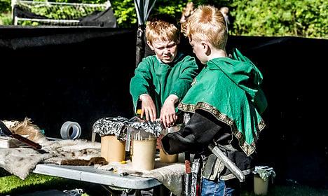 Designer Vikings? Danish parents want taller sons